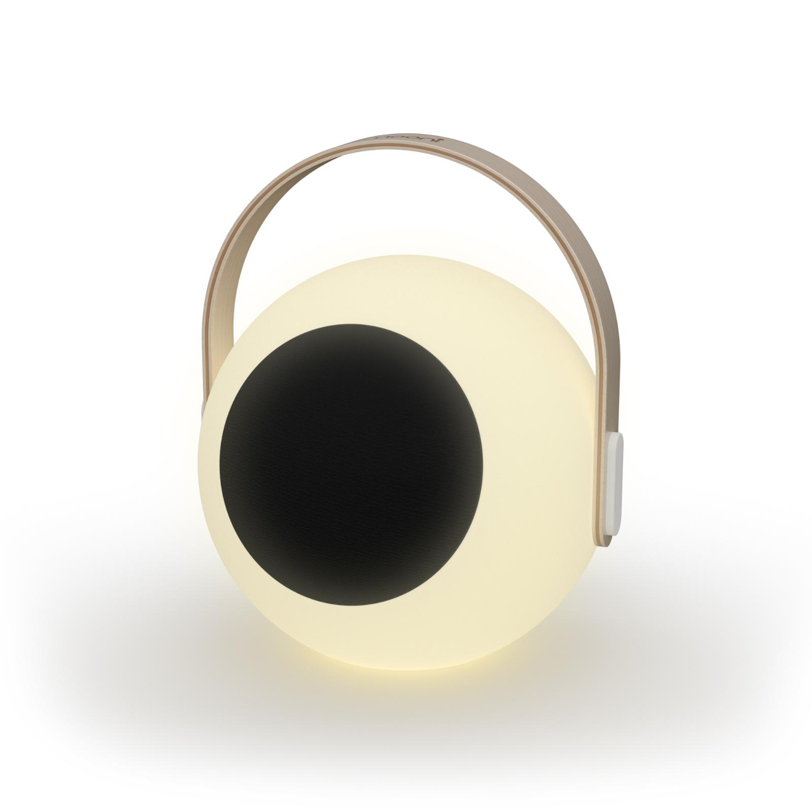 Mooni Eye Speaker  - BLUETOOTH Lautsprecher mit Leuchte