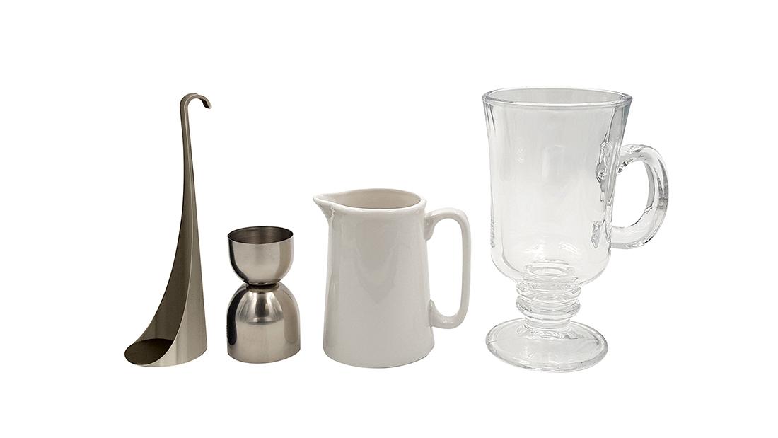 Irish Coffee Maker - Set von Cookut - PRIME