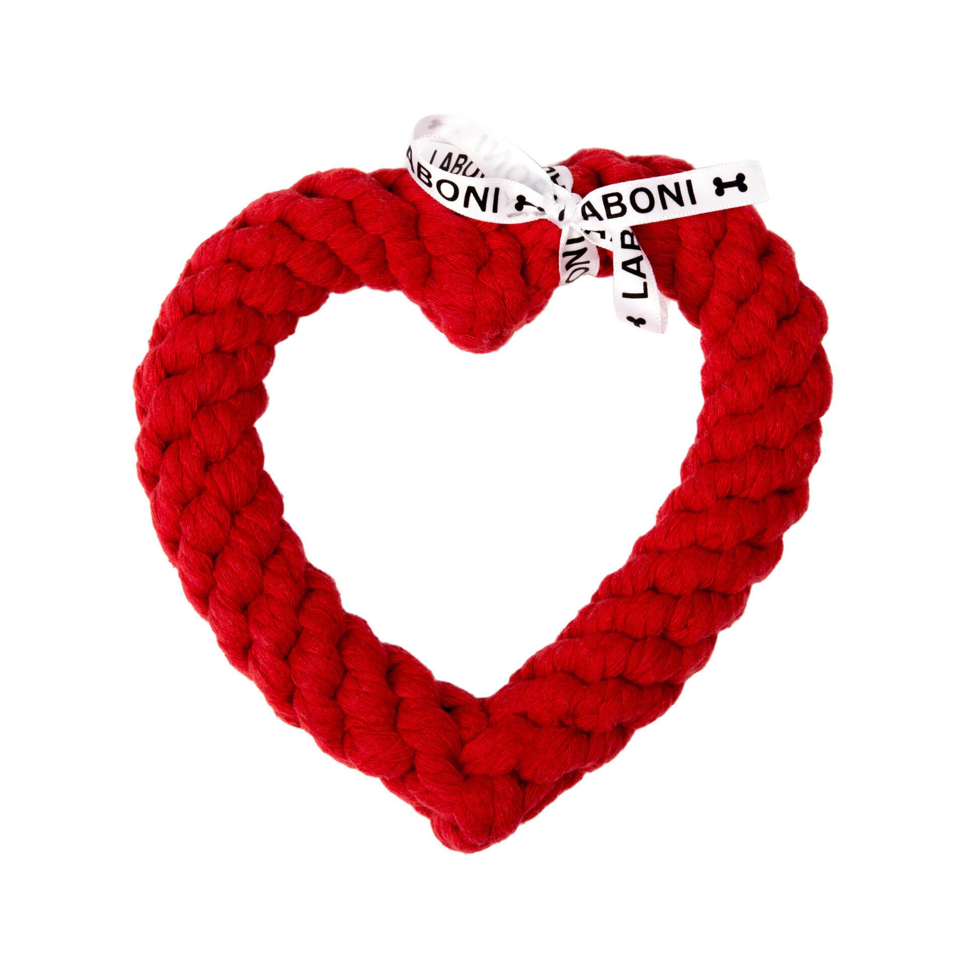 Hertha Heart - Kult-Spielzeug für Hunde