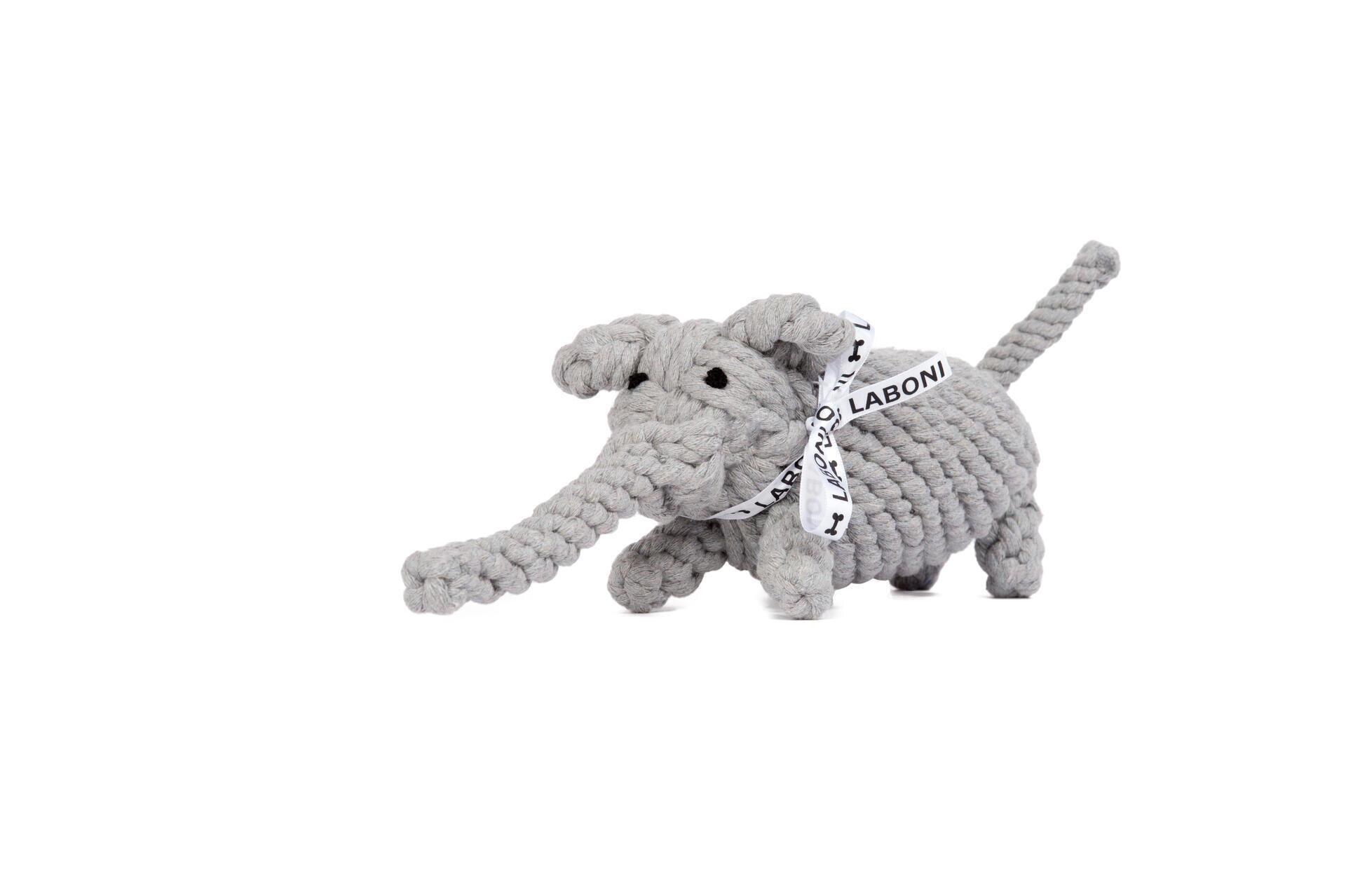 Elton Elefant - Kult-Spielzeug für Hunde