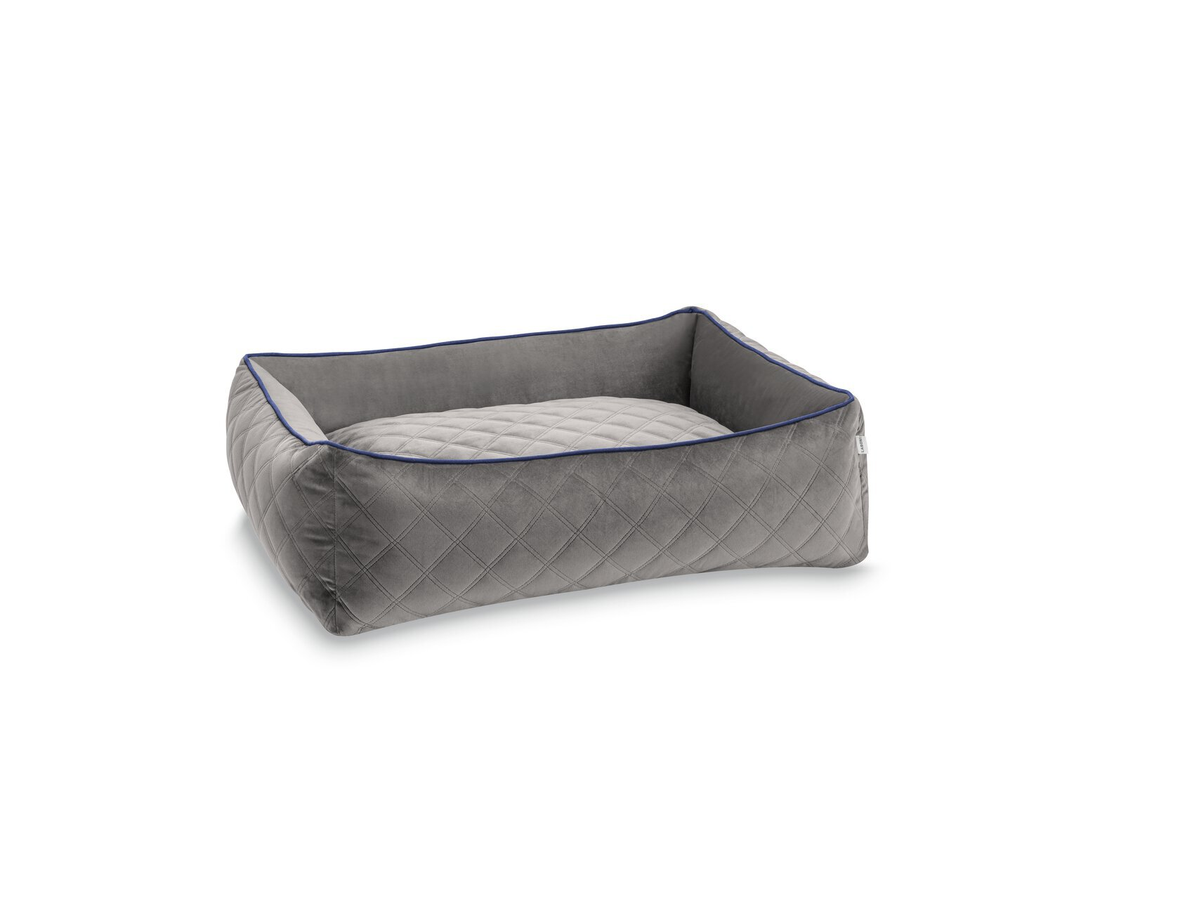 CLASSIC Hundebett S OXFORD - Grey