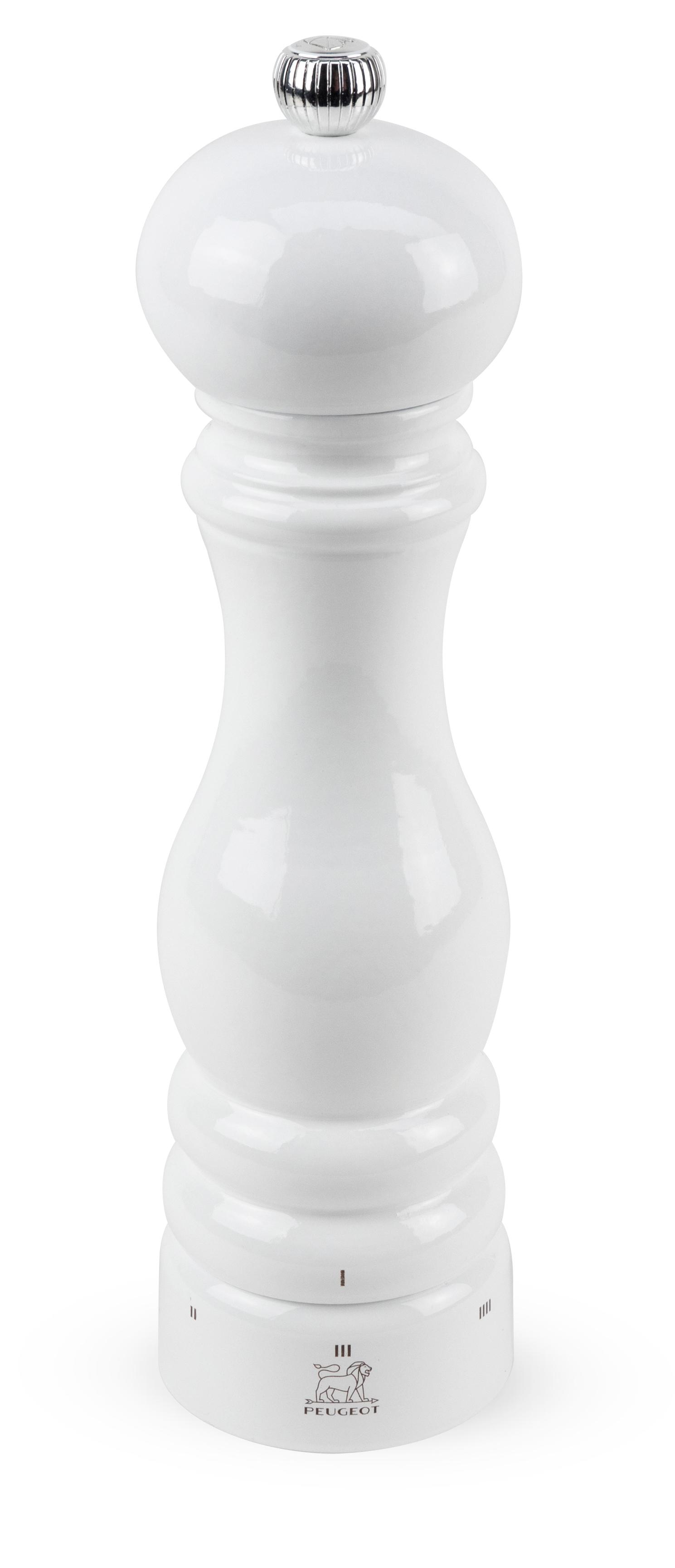 Peugeot PARIS weiß lackiert U´Select - 22 cm Salzmühle