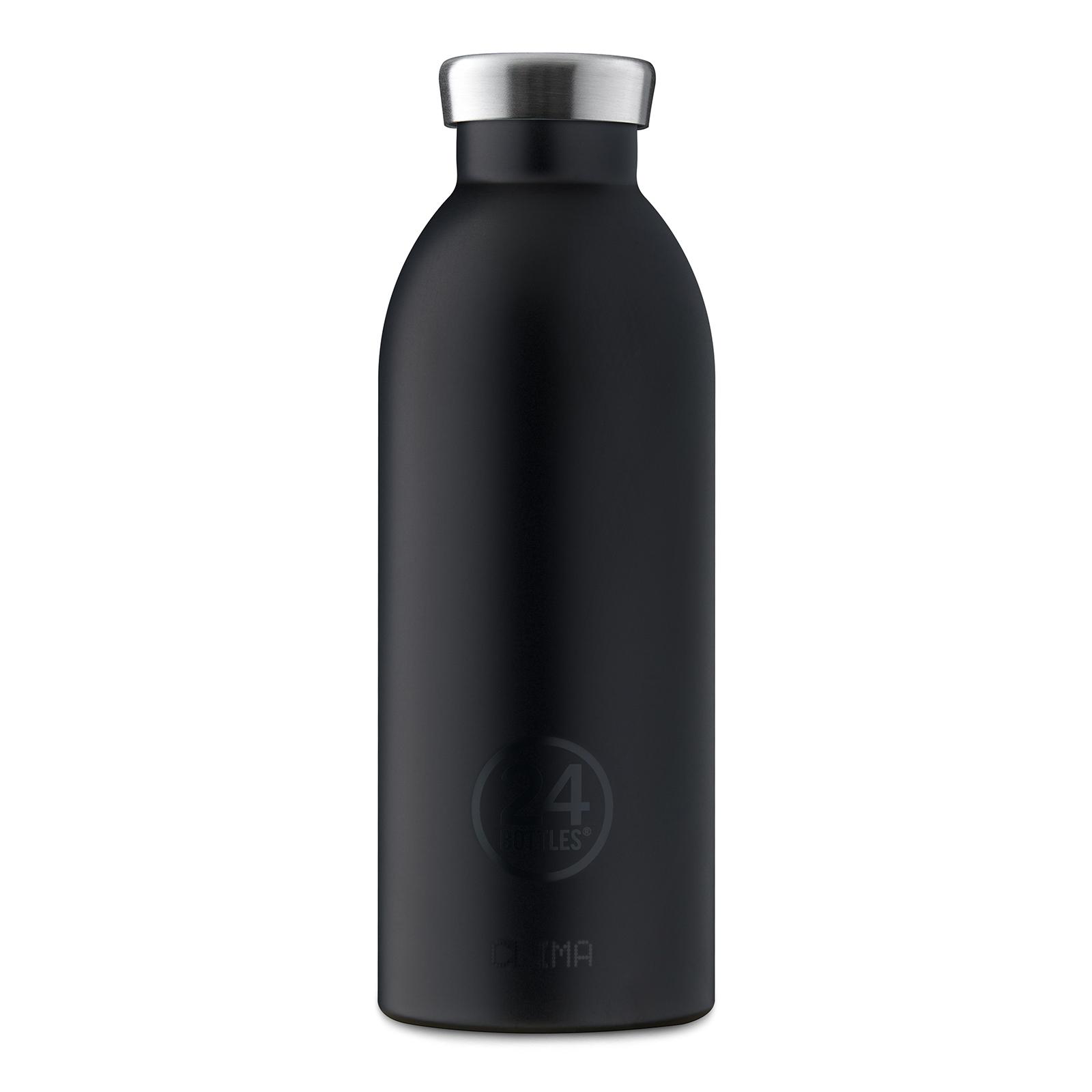 24Bottles Urban 500 ml Trinkflasche, Farbe: tuxedo schwarz