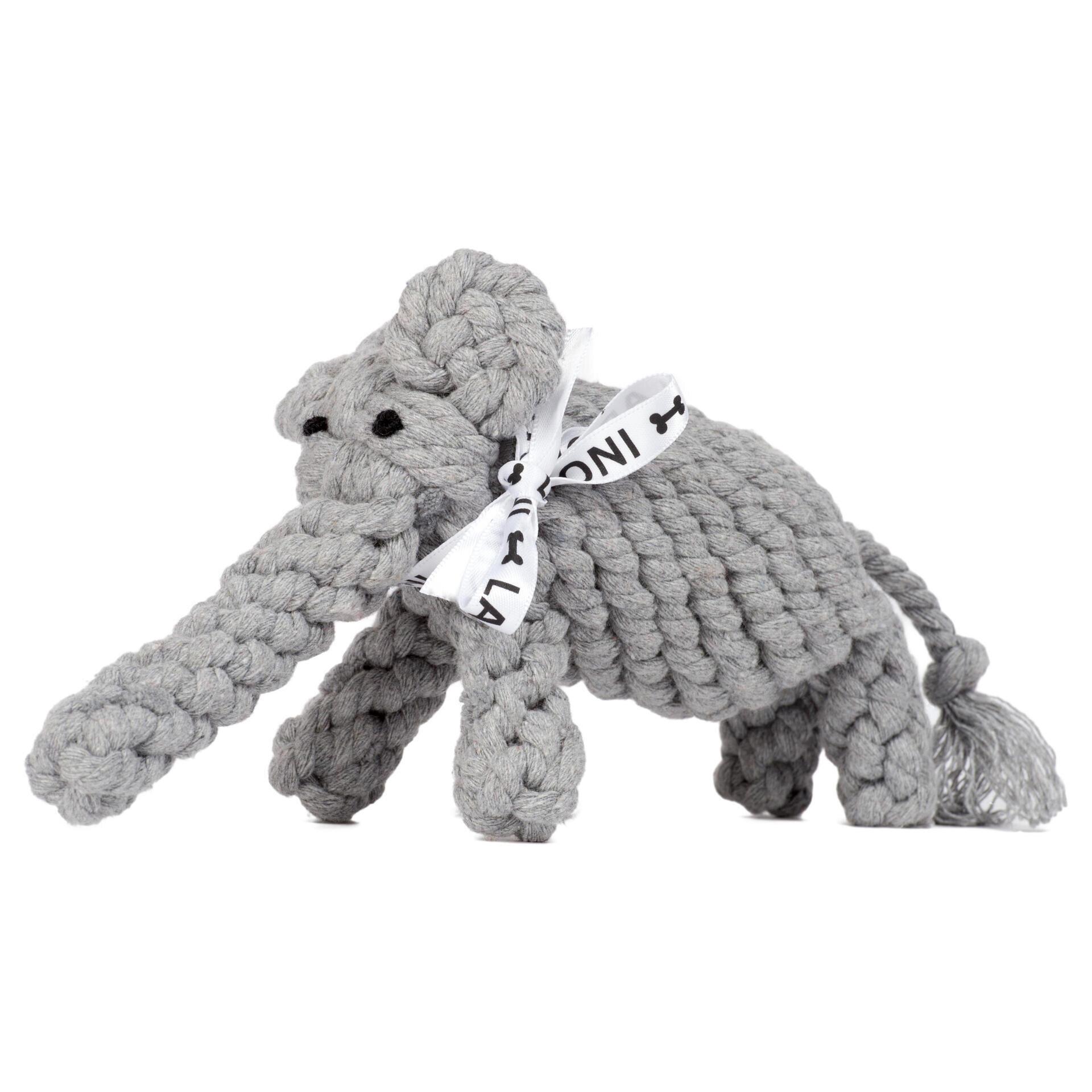 Elton Elefant Jr. - Kult-Spielzeug für Hunde