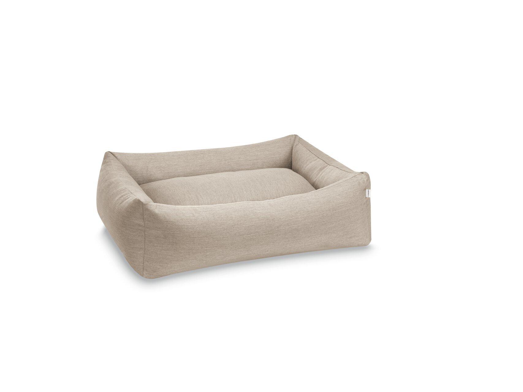Bezug CLASSIC Hundebett L - SMOOTH - Lino