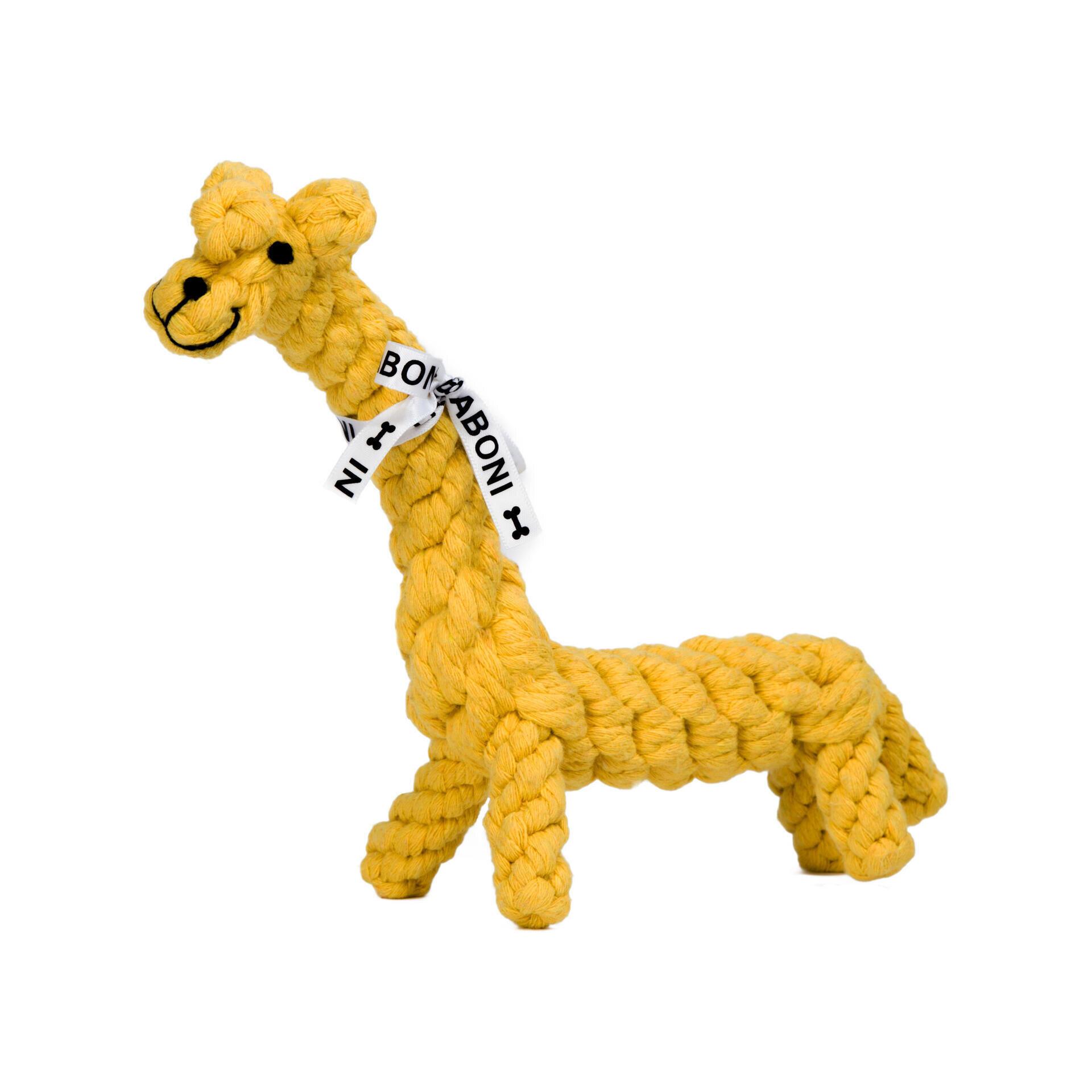 Gretchen Giraffe - Kult-Spielzeug für Hunde